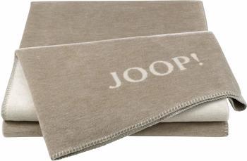 Joop! Melange Doubleface 150x200cm sand/natur