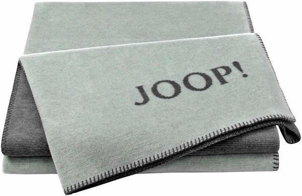 Joop! Melange Doubleface 150x200cm mint/grey