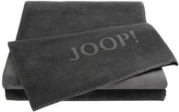 Joop! Uni-Doubleface 150x200cm anthrazit/schiefer