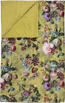 Essenza Fleur 180x265 cm golden yellow