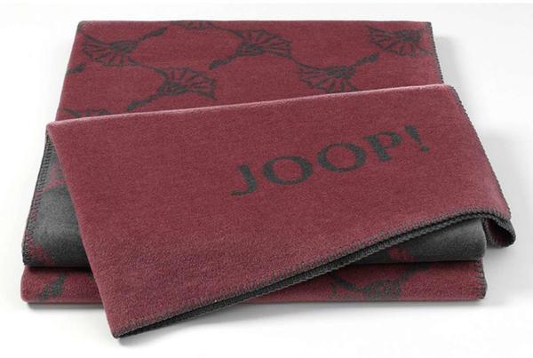 Joop! New Cornflower 150x200cm rouge/schiefer