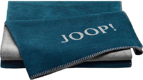 Joop! Uni-Doubleface 150x200cm petrol/graphit