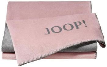 Joop! Uni-Doubleface 150x200cm rose/graphit