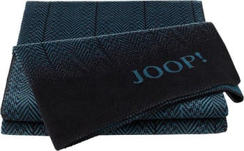 Joop! Herringbone Stripes 150x200cm graphit