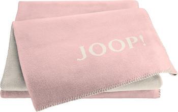 Joop! Melange Doubleface 150x200cm rosé/natur