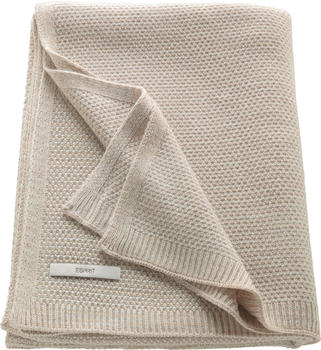 Esprit Home Knitted 130x170cm natur