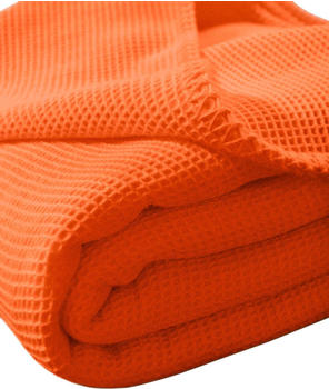 Kneer La Diva Piqué 240x220cm orange