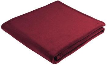 Biederlack Uno Cotton 150x200cm samtrot