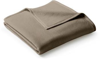 Biederlack Uno Cotton 150x200cm braun