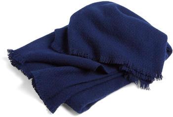 HAY Mono 130x180cm midnight blue