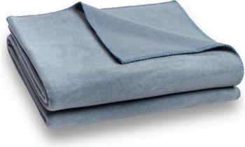 Zoeppritz Soft-Fleece 110x150cm denim