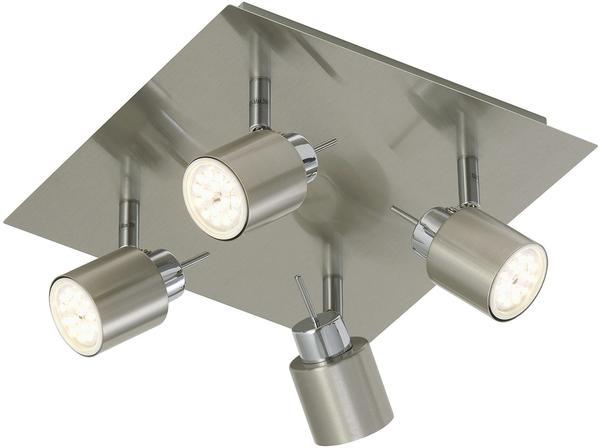 Briloner Pin 4-flg. Nickel-matt (2006-042)