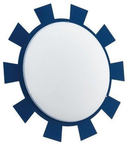 Eglo LEONIE Deckenbeleuchtung Blau E27
