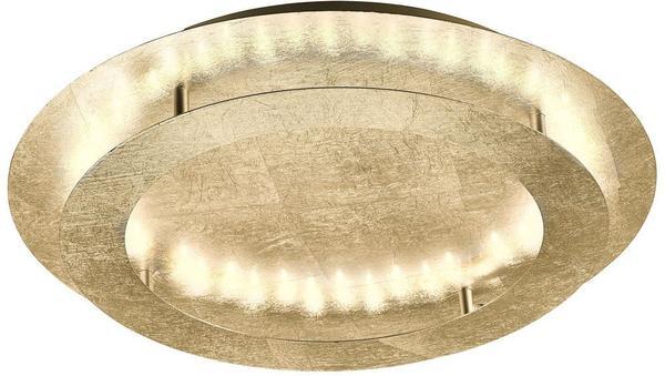 Paul Neuhaus Nevis LED-Deckenleuchte 24W gold