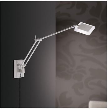 Paul Neuhaus Q® LED Wandleuchte Q®-Vidal LED fest eingebaut 4.8W Warm-Weiß, RGB