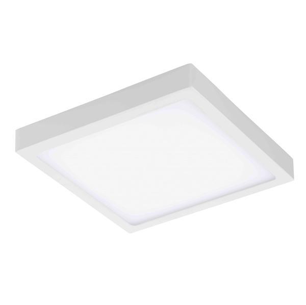 Eglo Fueva 22W 30x30 cm weiß (96169)