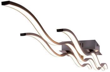 LeuchtenDirekt Wave 3-flg. 15167-55