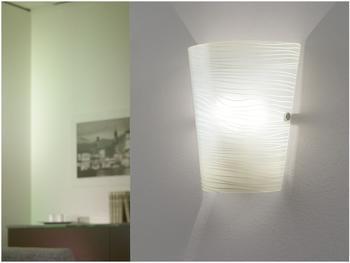 Eglo CAPRICE Wandbeleuchtung Für die Nutzung im Innenbereich geeignet Chrom E27 60 W