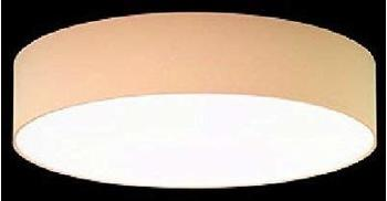 Hufnagel Leuchten Hufnagel LED-Deckenleuchte Luna champagner 3000K 5500lm