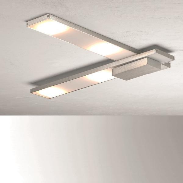 Bopp Slight LED 50 cm Aluminium (46100409)
