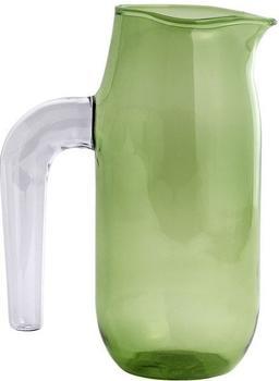 HAY Jug Large Karaffe 20,5 cm grün