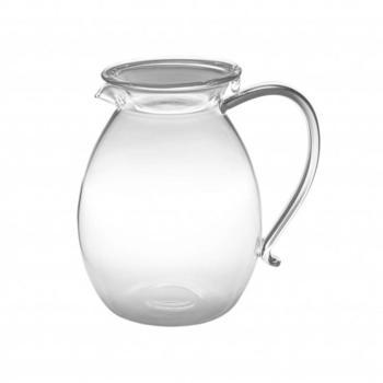 carlhenkel Glaskrug Mizu mit Glasdeckel 0,5 Liter