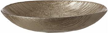 Leonardo Schale Carapace oval 24x16 argento