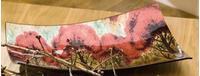 Gilde Deko-Schale Red Tree 31x45x8cm