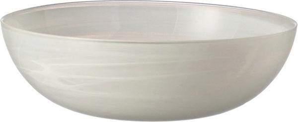 Leonardo Schale Alabastro 28cm weiß