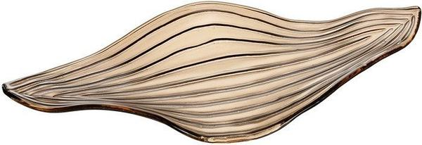 Leonardo Blattschale Natura 43cm braun