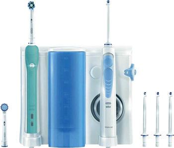 Oral-B Professional Care Waterjet+ Pro 700 mit Reisetasche