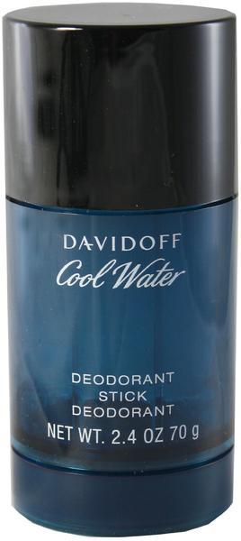 Davidoff Cool Water Deodorant Stick alkoholfrei (75 ml)