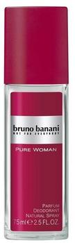 bruno banani Pure Woman Parfum Natural Spray 75ml