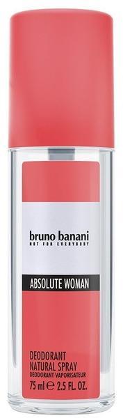 Bruno Banani Absolute Woman Deospray (75 ml)