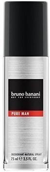 Bruno Banani Pure Man Deodorant Spray (75 ml)