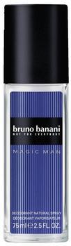 bruno banani Magic Man Deodorant Natural Spray 75ml