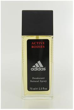 Adidas Active Bodies Deodorant Spray (75 ml)