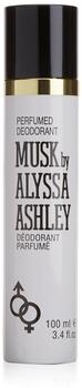 Alyssa Ashley Musk Perfumed Deodorant Spray (100 ml)
