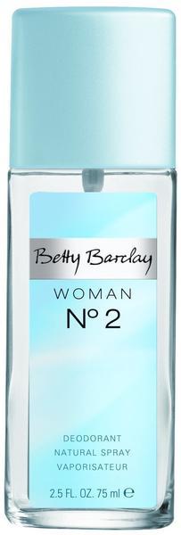 Betty Barclay Woman No.2 Deodorant Spray (75 ml)