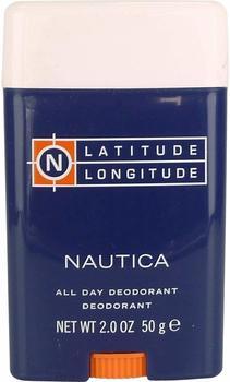 Nautica Latitude - Longitude Deodorant Stick (50 g)