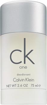 Calvin Klein CK one Deodorant Stick (75 ml)