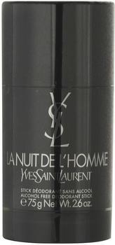 Yves Saint Laurent La Nuit De L'Homme Deodorant Stick (75 g)