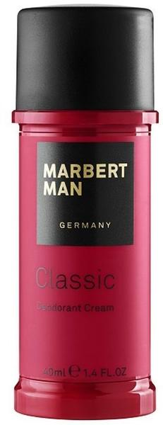 Marbert Man Classic Deodorant Cream (40 ml)