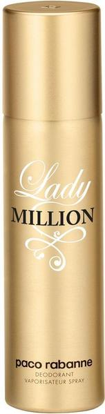 Paco Rabanne Lady Million Deodorant Spray (150 ml)