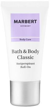 Marbert Bath & Body Classic Antipersipirant Roll-On (50 ml)