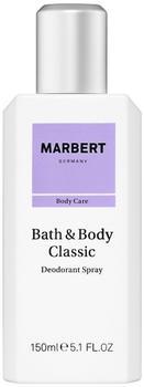 Marbert Bath & Body Classic Deodorant Spray (150 ml)