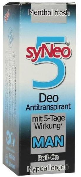 syNeo 5 Man Deo Roll-on (50 ml)