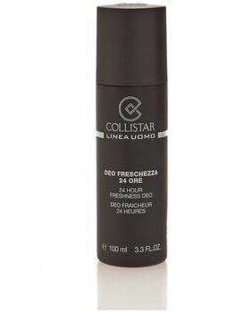 Collistar Man Deodorants 24h Freshness Deo (100 ml)
