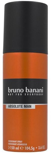 Bruno Banani Absolute Man Deodorant Spray (150ml)