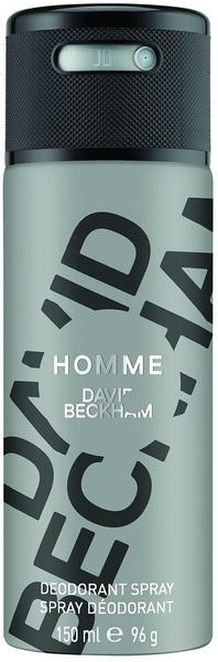 David Beckham Homme Deodorant Spray (150 ml)